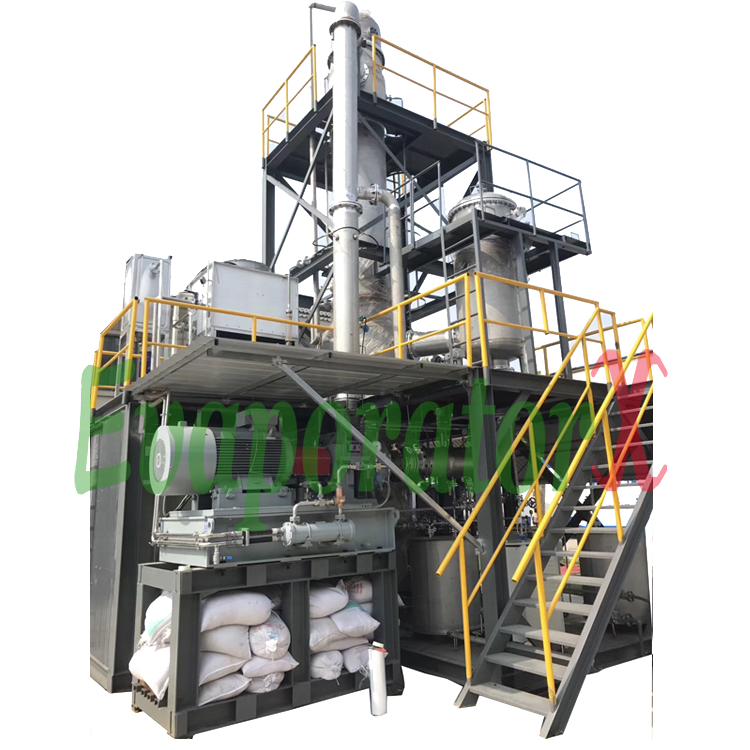 Professional Evaporation Crystallizer with Technical Support