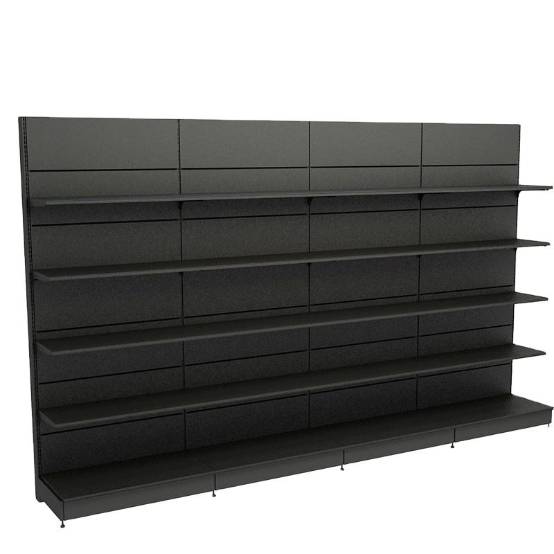 wholesale supermarkets Shopping Mall Shelf Retail for Product Supermarket Rack