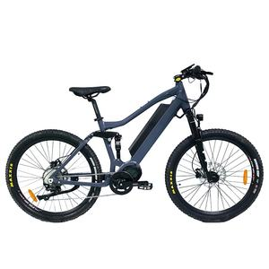 ELECTRIC BAFANG ULTRA M620 MID DRIVE FULL SUSPENSION ELECTRIC MOUNTAIN BIKE 1000W