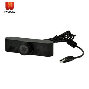 Haiwei V31U 1080P Full HD Autofocus Laptop Webcam Wide Angle USB 2.0 Camera Compatible for Video Conference and Live Stream