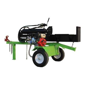 Khí Log Splitter 24Ton