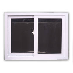 Home Decoration Glass Safety Fire Prevention pvc Windows