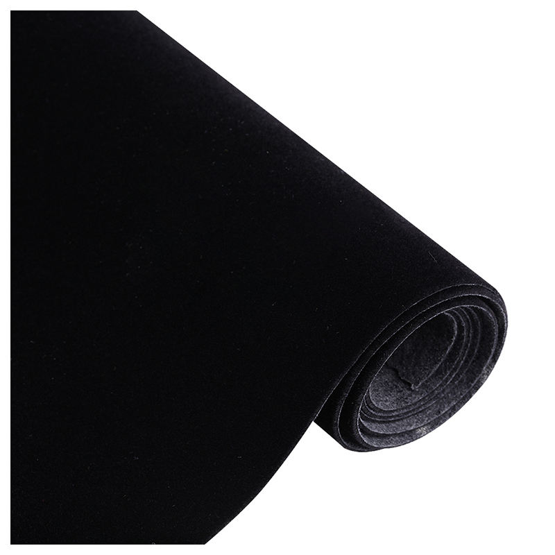 Velvet Flock Fabric Nonwoven Flocking Fabric For Furniture