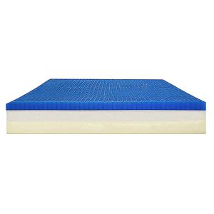 Hot Koop In Ebay & Amazon Cooling Silicon Gel Doordrenkt Memory Foam Kussen Matras Met Aangepaste Matrashoes