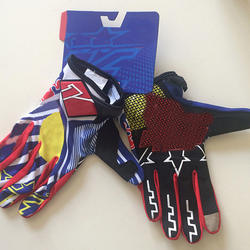 Summer Cycling Bicycle Gloves Spandex Cotton Bicycle Gloves for Bike