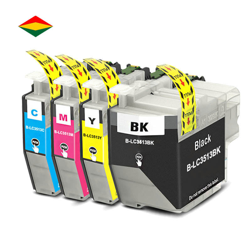 Wholesale Coloring Book Printer Compatible Ink Cartridges For Brother MFC-J690DW MFC-J890dw DCP-J572DW