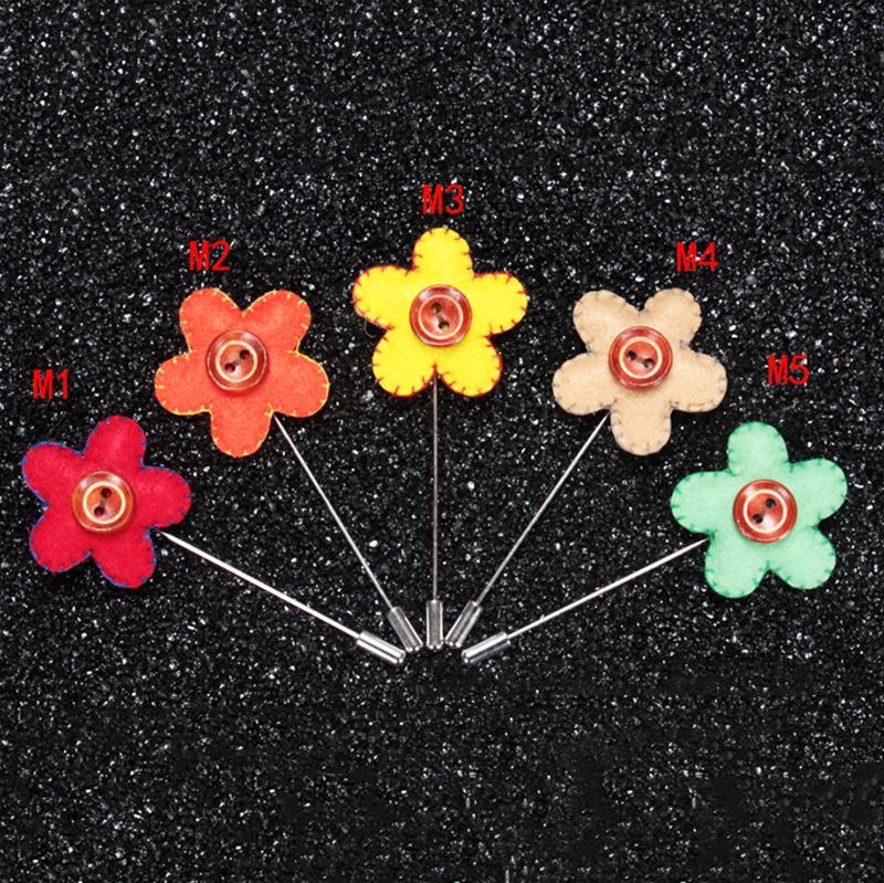 装飾ストッキング造花ブローチ梱包箱