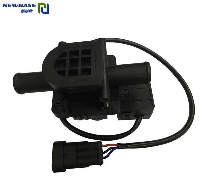 12v car engine two way electric valve cooling water valve