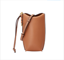 Mobile phone bag 2019 new female Korean version of the mini bag retro leather shoulder bag
