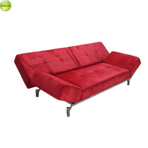 shenzhen top upholstery bedroom furniture sofa bed used pull out bed sofa
