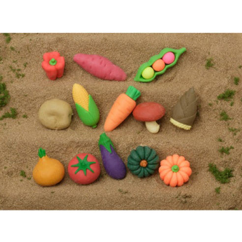 Japanese correction supplies safe toy sand pencil rubber eraser