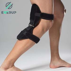 Enerup Knee Spring Strap Support Wholesale Protection Warm Wraps Sleeve For Squats Gym Powerlifting