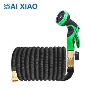 New Item SaiXiao 2020 100ft Expandable Flexible Garden Water Hose