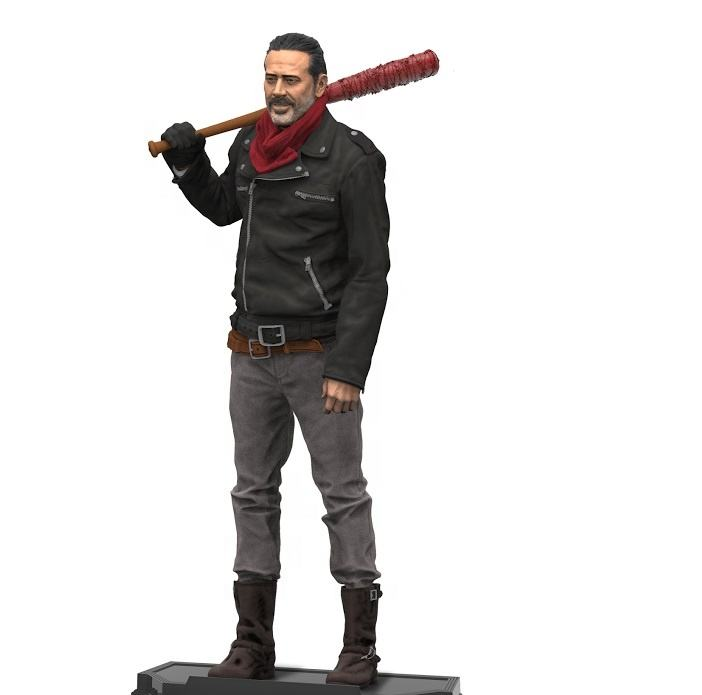 1/6 action figure plastic the walking dead figure china manufacture toys