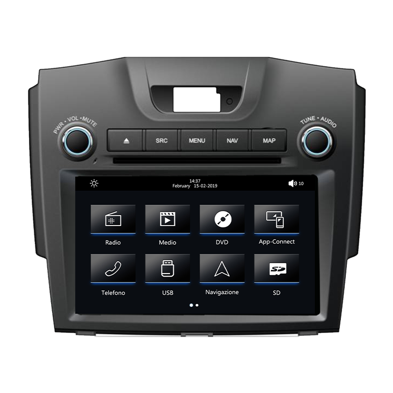Multi format support card convert car dvd player to usb blue-tooth gps wifi fm am rds radio car multimedia system