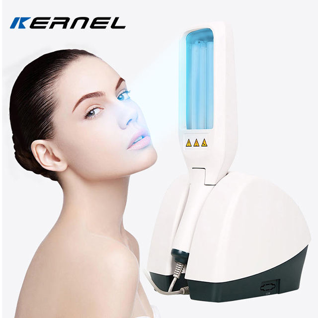 USA 510k approved Kernel uvb phototherapy puva 311nm NB uvb lamps for vitiligo psoriasis uv light treatment