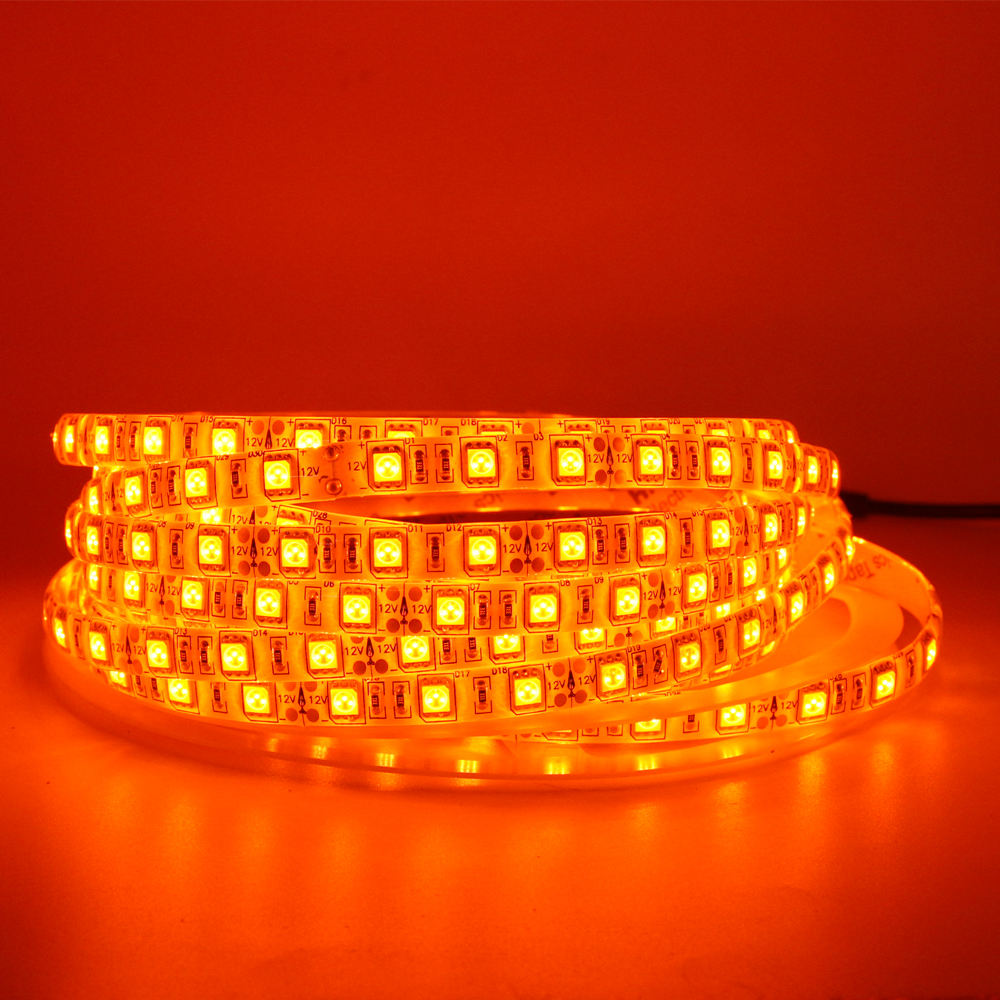 Wholesale LED Neon Flex 120V Outdoor Flexible 5050 SMD RGB Waterproof Led Strip Lights/Led Light Strip with remote
