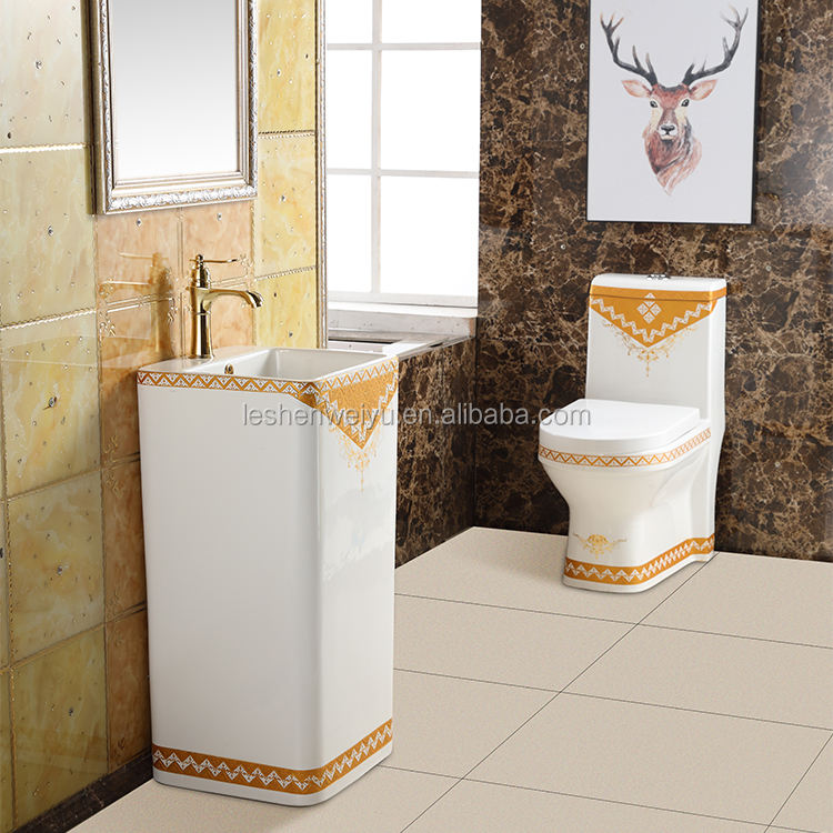 good quality chinese Ceramic toilet white siphonic S-trap dual flushing one-piece toilet