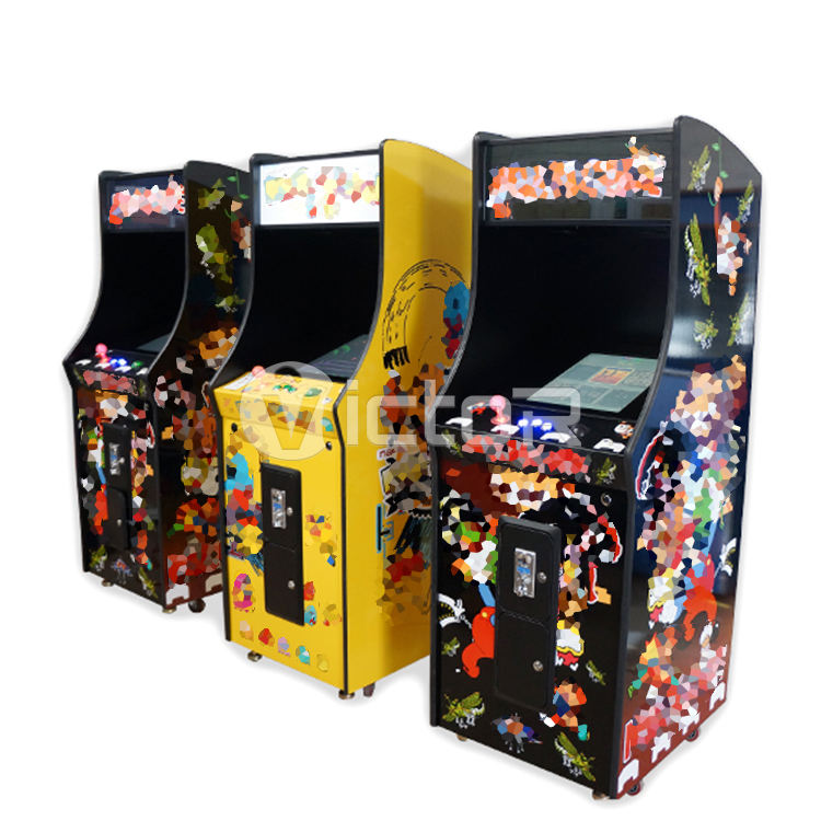 60 in 1 arcade upright game machine stand up arcade games cabinet