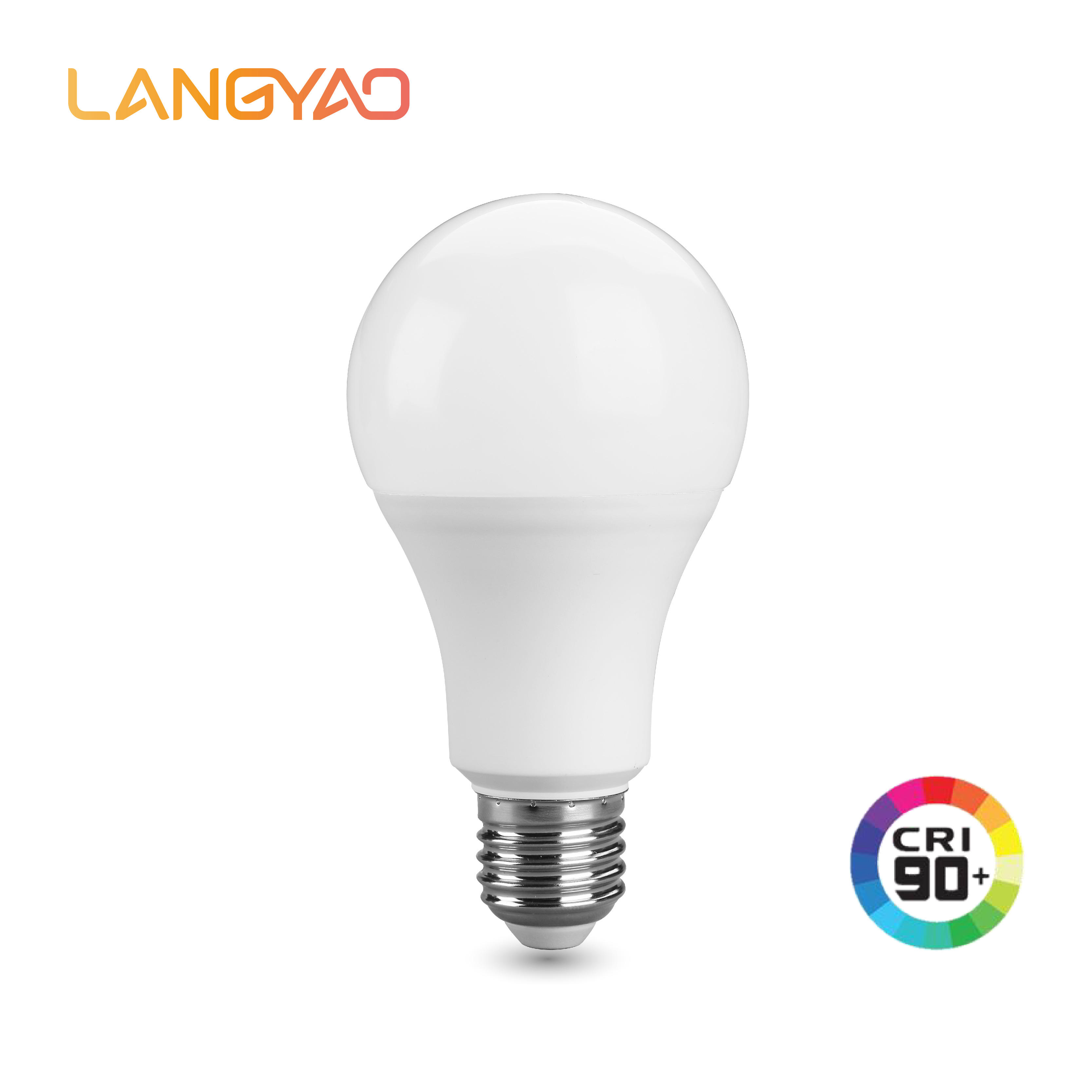 Excellent LED Bulb CRI90 95 A60 C37 G45 GU10 LED Light with 3 Years Warranty