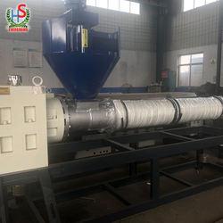 Plastic Granules Double Screw Production Line Lldpe Film Pelletizer