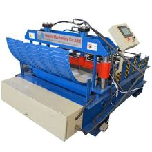 Curving Roof Marking Machinery Equipment Crimping Machine