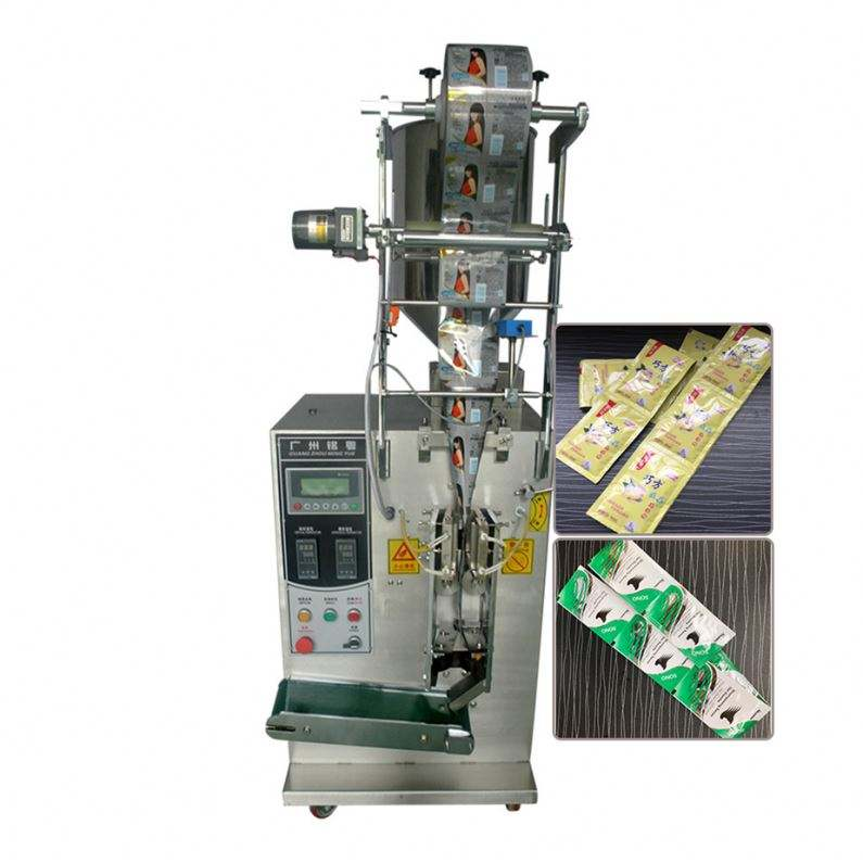 Dipping Sauce Packing Machine In Plastic Bag With Heat Seal Liquid Packaging Device