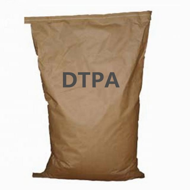 Diethylenetriaminepentaacetic acid; DTPA ; 67-43-6