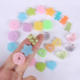 30g(approx 25-30pcs) 12-28mm Random Mix Candy Bear Cute Resin Flatback Cabochon Stone Applique DIY Scrapbook Wedding Crafts