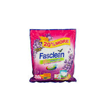 Fasclean ecos organic cheap bulk washing Professional OEM wholesale Export China hand detergent soap laundry powder