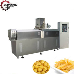 Fully Automatic Italian Pasta Maker Machine Small Pasta Production Line