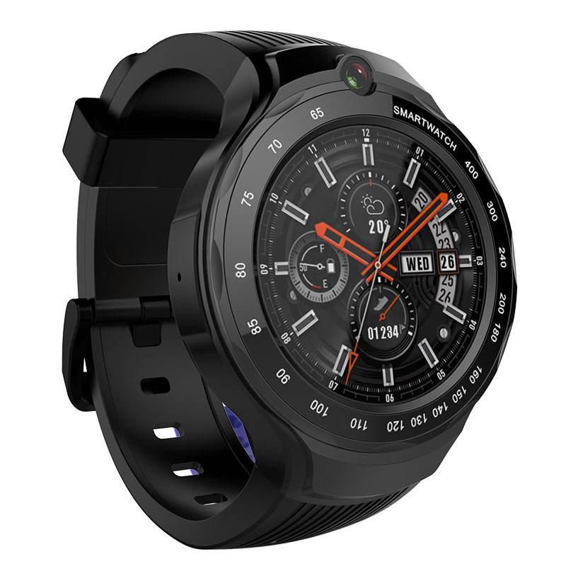 Großhandel Unterstützung 4G LTE Smartwatch Android Smart Uhr band GPS mit Nano SIM Karte und 2,0 MP Kamera Mobile smart Uhr Handys