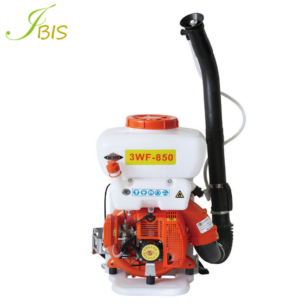 Agriculture Insecticide greenhouse knapsack power mist epidemic prevention duster mist sprayer machine