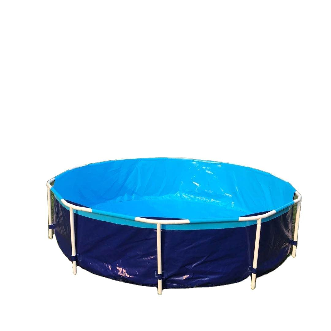 Lapool metal frame swimming pool removable garden family water game above ground outdoor #OEM PVC zwembad pool