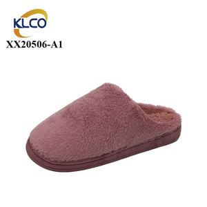 Cheap Wholesale Women Soft House Slippers Very Warm Indoor Shoes