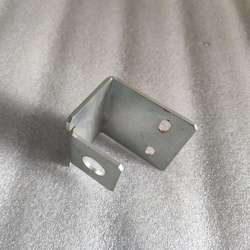 OEM Customized Cheap Zinc Sheet Metal Ball Value Bracket In Fuel Cell System