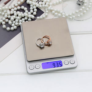 Mini Digital Jewelry Weighing Pocket Electronic scale 500g*0.01g