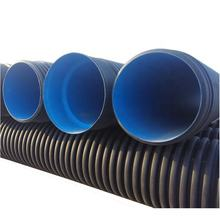 48 culvert pipe HDPE double wall corrugated pipe