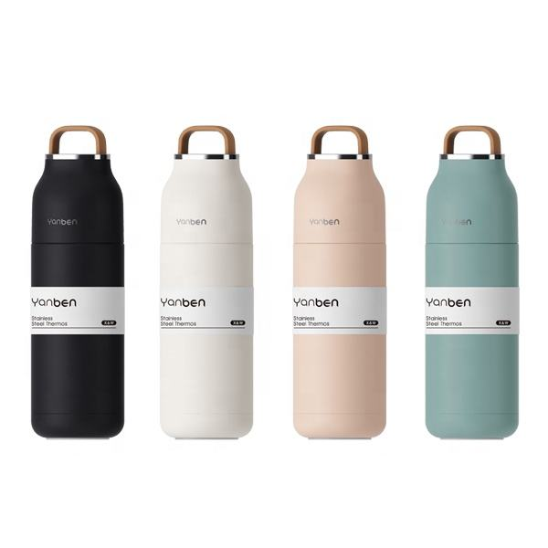 Creative Series Thermal Cup Outdoor Portable Travel Thermal Bottles for Men and Women