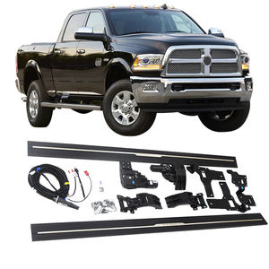 klt-A-206-High Quality Aluminum Electric Running Board Electric Side Step Power Step for DODGE RAM 1500 CREW 2012+
