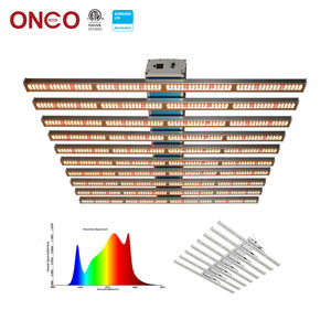 Full Spectrum LED Grow light Horticultural LED Grow Light Dimmable 400W 640W 800W 1000W ETL CETL for Commercial Growing