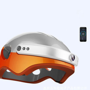 smart Bluetooth scooter skydiving helmet with camera built in