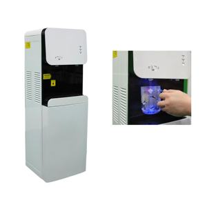 high-tech touchless water dispenser auto Hot and cold standing water dispenser