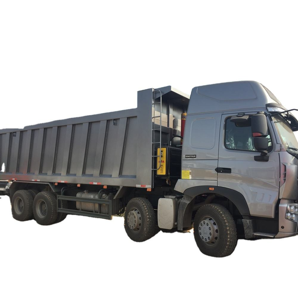 Best Price Brand New And Used 40 Ton Loading Capacity T7H 8x4 12-Wheel Dump Truck