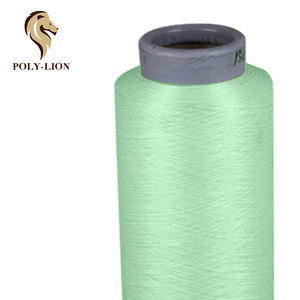 The most popular acy 75D 36F with 20D sock recycle elastic spandex covered yarn for sportswear