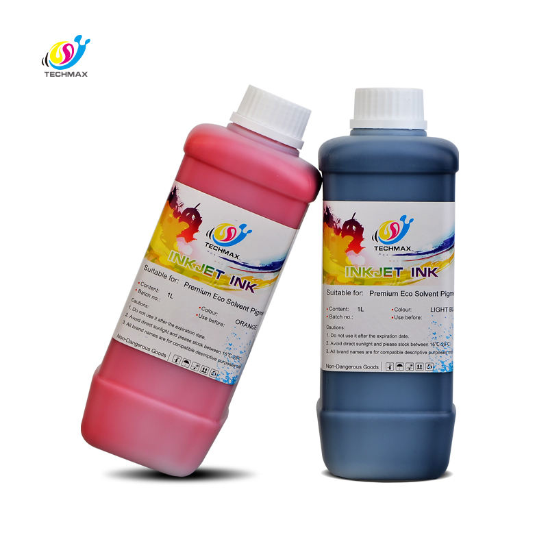 New arrival 4720 printhead eco solvent ink for outdoor eco solvent printer