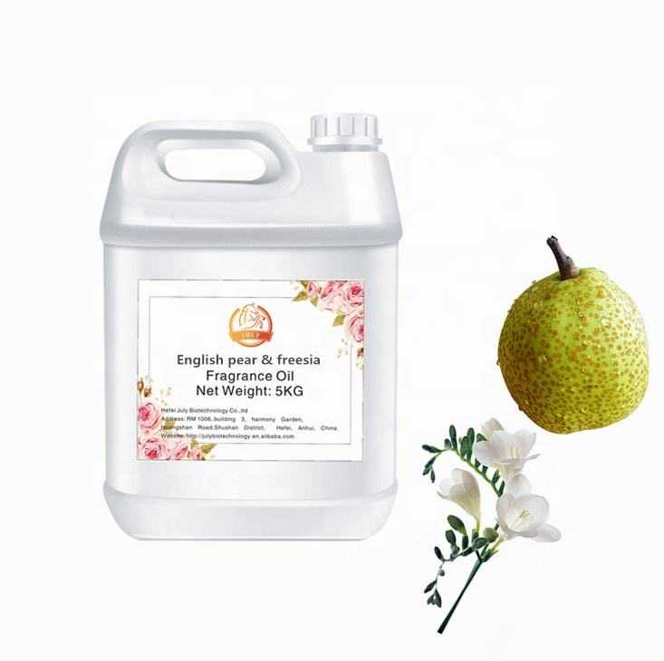 Original Scented English Pear & Freesia Fragrance Diffuser Oil