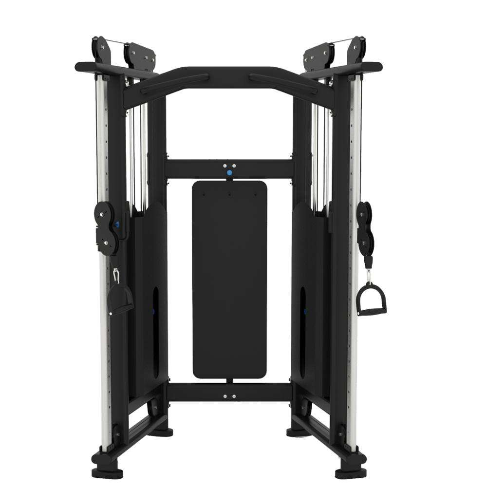 2020 Dezhou Factory Direct Sale Em Fitness Commercial Gym Equipment Multifunction Functional Trainer
