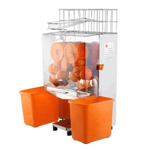 2000E Commercial Professional Industrial Counter Top Automatic Orange Juicer Machine