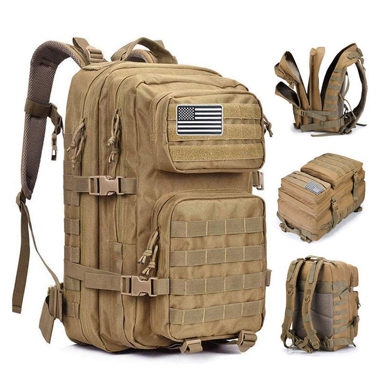 40L Military Tactical Assault Backpacks Rucksacks for Outdoor Hiking Camping Trekking Hunting
